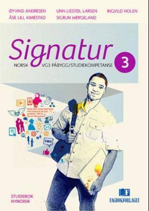 Signatur 3, d-bok