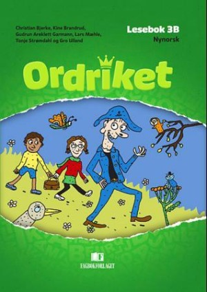Ordriket 3B Lesebok, d-bok