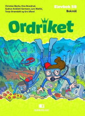 Ordriket Elevbok 5B, d-bok
