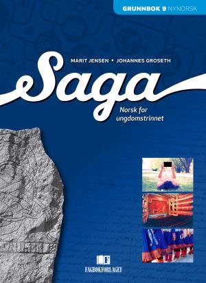 Saga 9 Grunnbok, d-bok