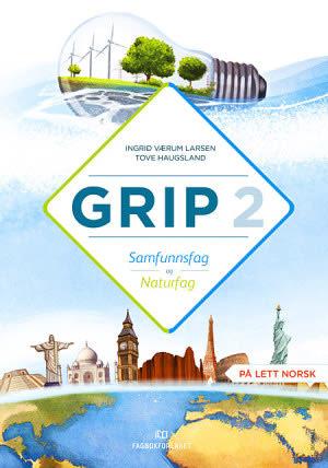 Grip 2 Samfunnsfag og naturfag Lærarrettleiing, d-bok