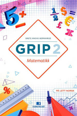 Grip 2 Matematikk Lærarrettleiing, d-bok