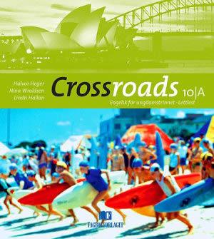 Crossroads 10A Lettlest (revidert), d-bok