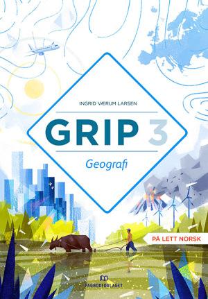 Grip 3 Geografi Grunnbok
