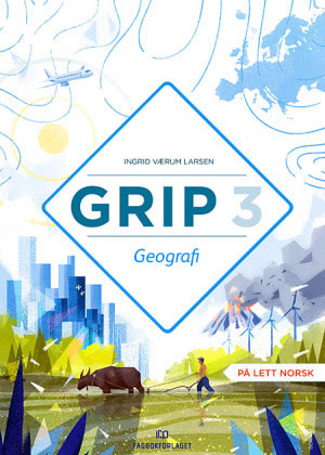 Grip 3 Geografi Grunnbok, d-bok