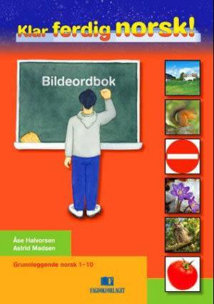 Klar, ferdig, norsk! Bildeordbok, d-bok