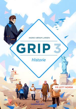 Grip 3 Historie Grunnbok, d-bok (NYN)