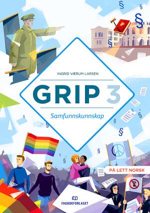 Grip 3 Samfunnskunnskap Grunnbok