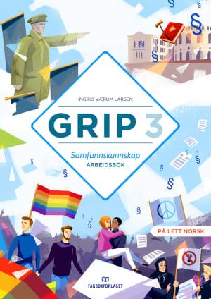 Grip 3 Samfunnskunnskap Arbeidsbok