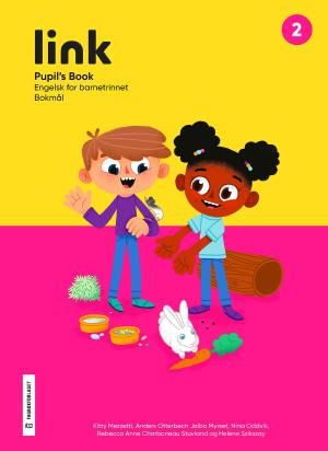 link 2 Pupils book