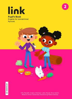 link 2 Pupils book, d-bok