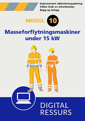 Sikker bruk av arbeidsutstyr Modul 10, powerpoint