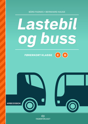 Lastebil og buss. Arbeidsbok, d-bok