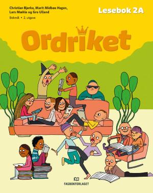 Ordriket 2A Lesebok, d-bok