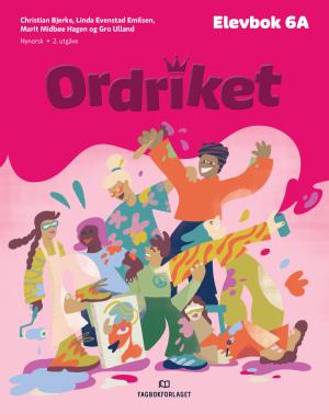 Ordriket 6A Elevbok, d-bok