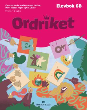 Ordriket 6B Elevbok, d-bok
