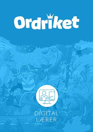 Ordriket DIGITAL LÆRER 1-3. trinn
