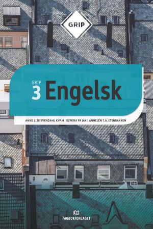 Grip 3 Engelsk Grunnbok