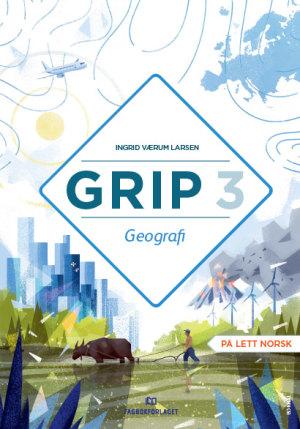 Grip 3 Geografi Lærerveiledning, d-bok