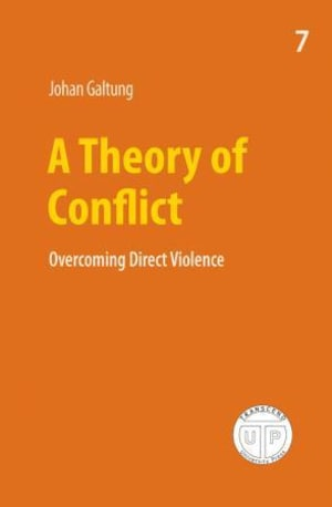 A theory of conflict