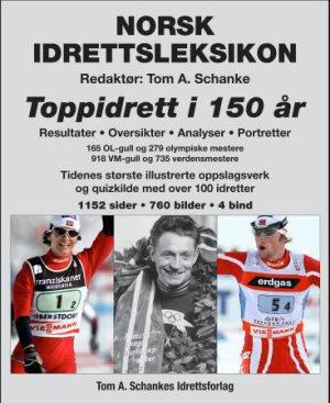 Norsk idrettsleksikon. Bd. 1-4