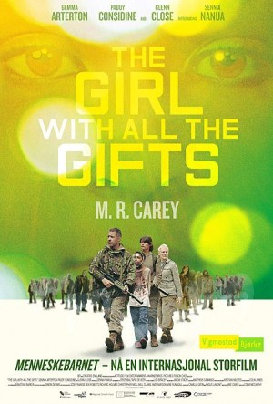 The girl with all the gifts = Menneskebarnet