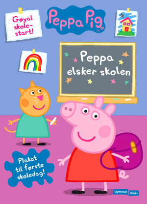Peppa på skolen
