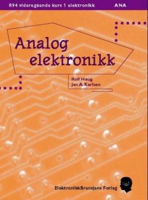 Analog elektronikk