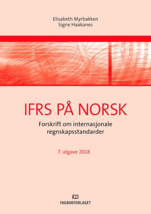 IFRS på norsk, 7. utg.