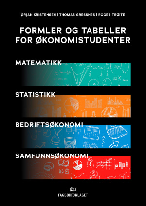 Formler og tabeller for økonomistudenter