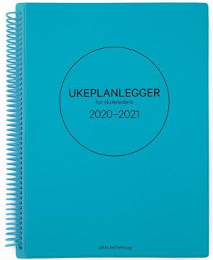 Ukeplanlegger for skoleledere 2020-2021