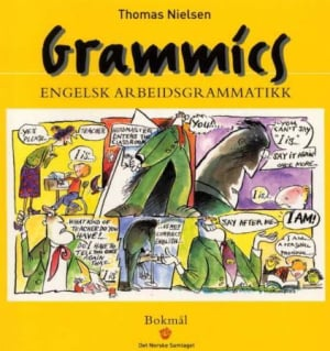 Grammics engelsk arbeidsgrammatikk bokmål