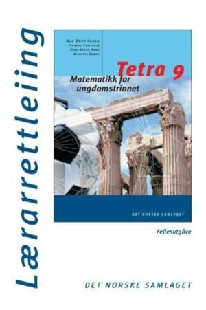 Tetra 9 Lærerveiledning