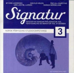 Signatur 3 CD