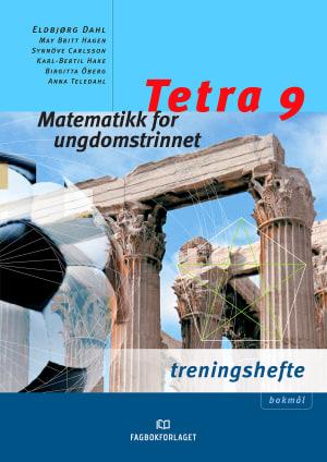 Tetra 9 Treningshefte
