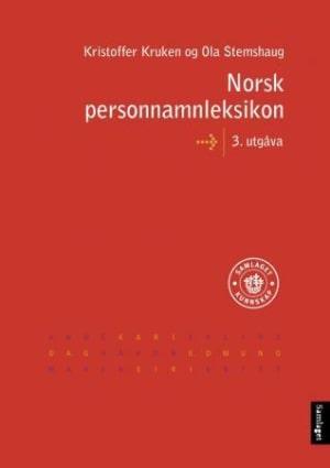 Norsk personnamnleksikon