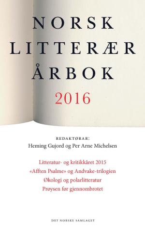 Norsk litterær årbok 2016