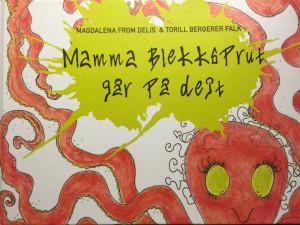 Mamma Blekksprut går på dejt