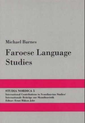 Faroese language studies