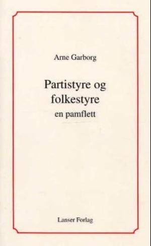 Partistyre og folkestyre