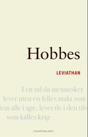 Leviathan, eller En kirkelig og sivil stats innhold, form og makt, del 1 og 2