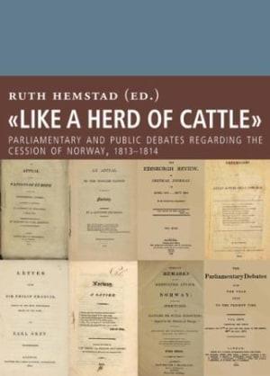 """Like a herd of cattle"""