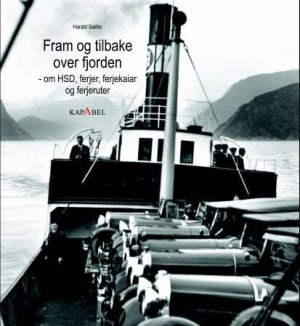Fram og tilbake over fjorden