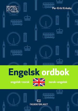 Engelsk ordbok, 4. utgave 2016