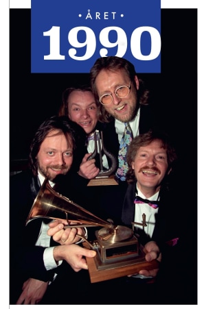 Året 1990
