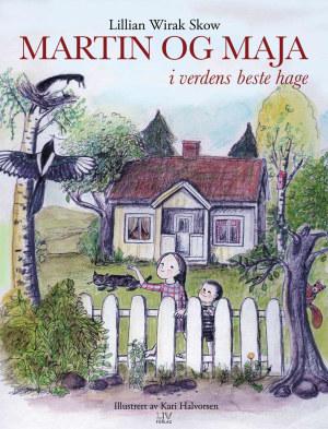 Martin og Maja i verdens beste hage