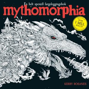 Mytomorphia. En helt spesiell fargeleggingsbok