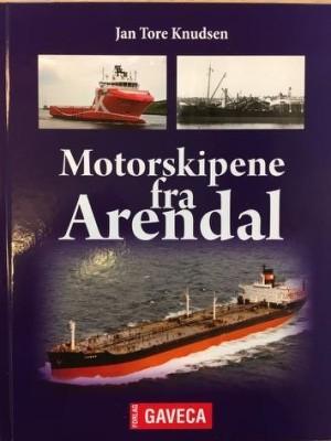 Motorskipene fra Arendal