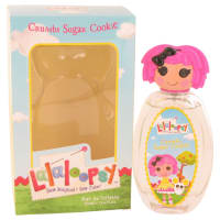 Buy Lalaloopsy by Marmol & Son 3.4 oz Eau De Toilette Spray (Crumbs Sugar Cookie) for Women online at best price, reviews