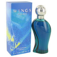 Buy WINGS by Giorgio Beverly Hills 3.4 oz Eau De Toilette/ Cologne Spray for Men online at best price, reviews